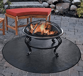Can A Fire Pit Damage A Concrete Patio Patio Comfy